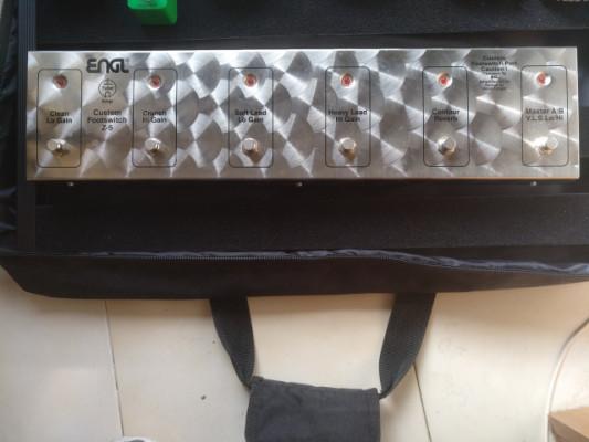 Vendo o cambio ENGL SCREAMER 50 + Z-5