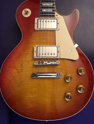 Gibson Les Paul Historic 1958  Reissue R8 2017. Nueva