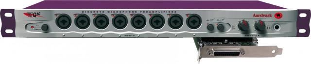 tarjeta de audio aardvark DIRECT PRO Q10