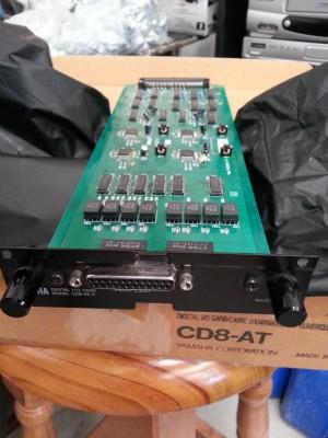 YAMAHA CD8 AES DIGITAL I/O CARD