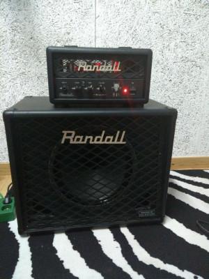 Randall RD1 con pantalla RD112-V30