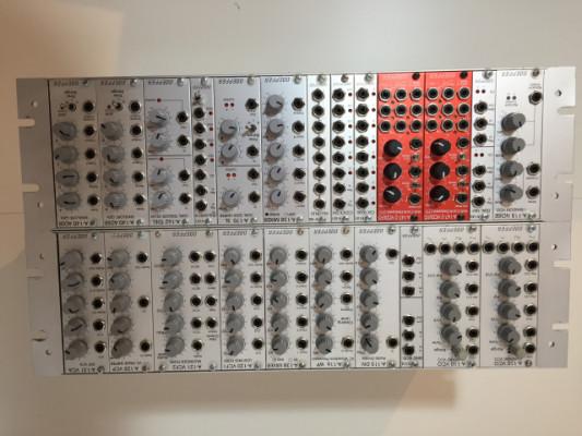 Doepfer A-100 Basic System Eurorack Completo
