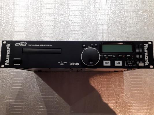 CD MP3 Profesional NUMARK MP102