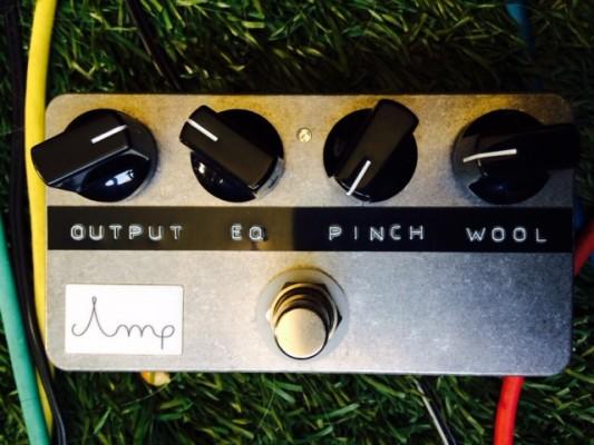 Amp-fx WOOLLY MAMMOTH Fuzz clon