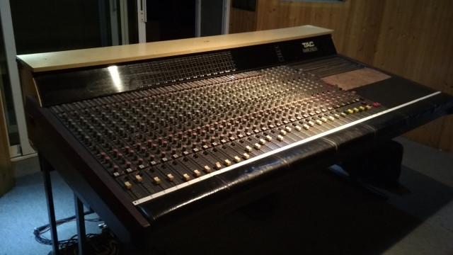 Mesa de mezclas analógica TAC Matchless (también cambio)