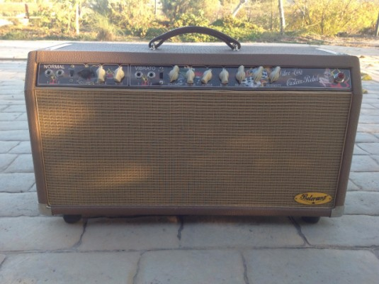Cambio. Beteramp deluxe reverb/twin reverb