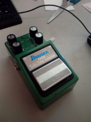 Turbo tube screamer TS9DX