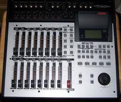 Multipistas Fostex VF160