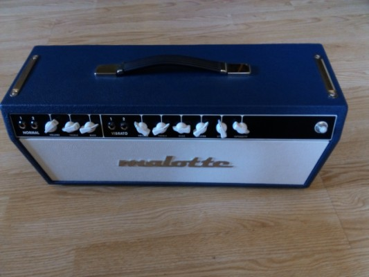 Cabezal Malotte amps deluxe reverb NEGOCIABLE