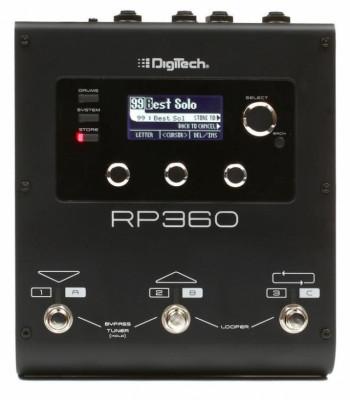 Digitech RP360  como nueva. Caja