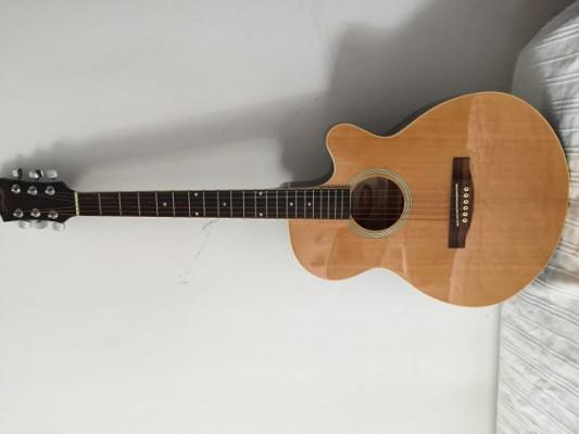 Guitarra acústica Stagg / cambio por otra acustica