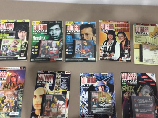 Lotes revistas ( leer descripcion)
