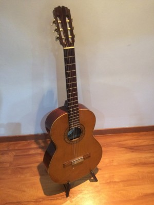Guitarra española Manuel Tatay Blasco flamenca