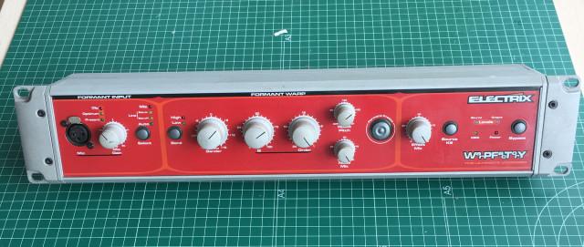 Vocoder Warp Factory Electrix