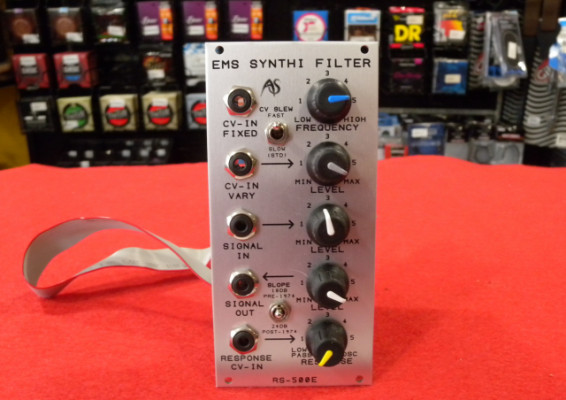 EMS SYNTHI FILTER RS 500E