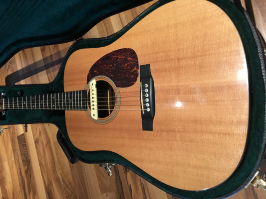 Guitarra acústica Martin D16GT