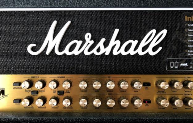 Marshall JVM 410H+MR1960V nuevo Opcion cambio