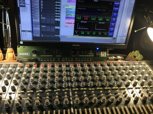 Comtrol,room altisima gama burl audio o cambio