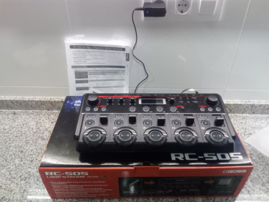 BOSS RC-505, LOOP STATION