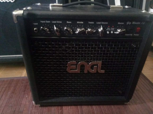 Engel Gigmaster combo 15w