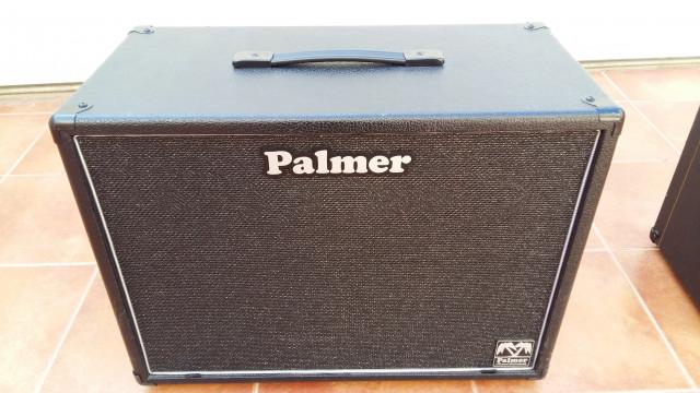 Pantalla Palmer 1x12 Jensen c12q 35 watts 8 ohms.