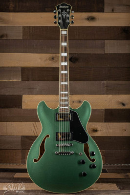 Semihollow Ibanez Artcore as73 olm Impecable