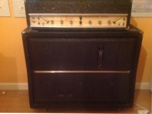 MUSIC-SON. cambio o vendo amplificador Valvular de boutique
