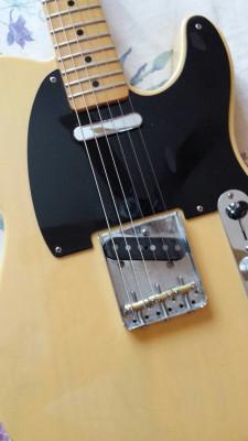 Fender telecaster Baja