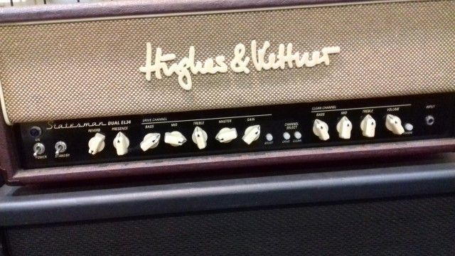 Hughes & Kettner Statesman dual El34