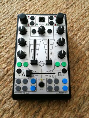 Controlador Faderfox Dj 2 Micromodul