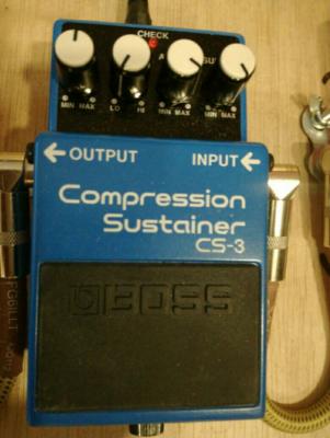 Compression/Sustainer CS3 Boss
