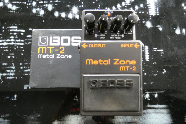 Boss MT-2 Metalzone