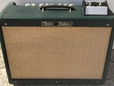 """Fender Hot Rod Deluxe """"Esmerald Green Limited Edition"""""""