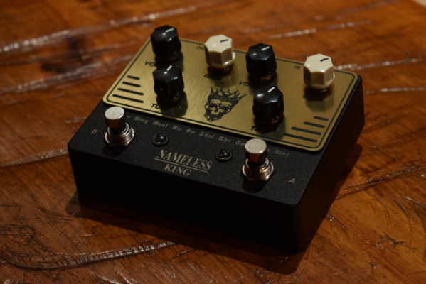Delcam Audio Nameless King - King of Tone (KOT)