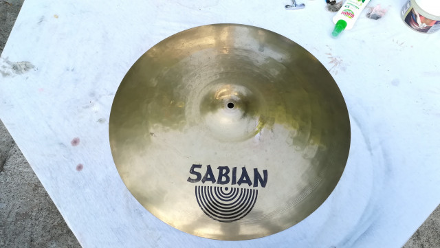 "Plato 20"" Ride Sabian"