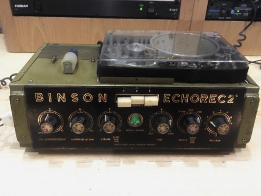 Binson Echorec 2 T7E
