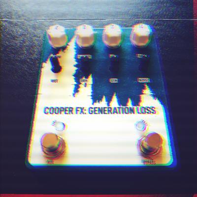 Cooper FX Generation Loss V2 - Nuevo