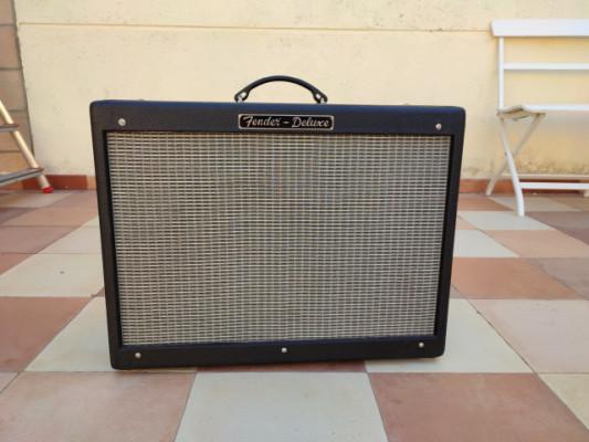 Amplificador guitarra Fender Hot Rod Deluxe