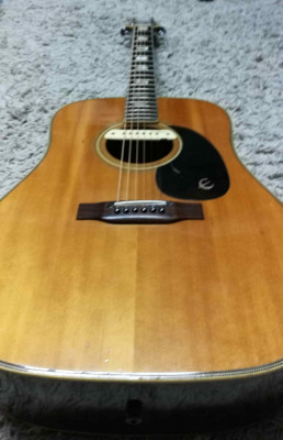 Epiphone FT 150 BARD (made in Japan)+L.R. BAGGS M1 act -VENDIDA-