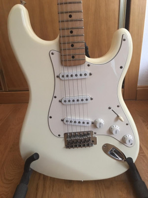 Fender Stratocaster made in Mexico 2001
