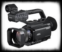 VIDEO CAMARA SONY HXR-NX 80 4K