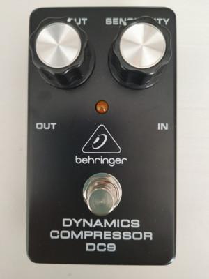 PEDAL BEHRINGER DYNAMIC COMPRESOR DC9