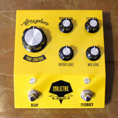 Earlectric Atmosphere Model Analog Delay Effect