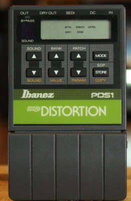 Ibanez pds1 dcp distortion