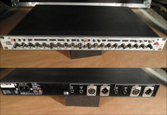 Vendo compressor stereo KLARK TEKNIK DN500