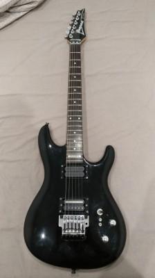 Ibanez Satriani JS100 muy mejorada