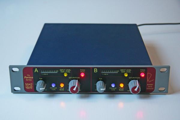 Neve Portico 5042 True Tape FX (emulador de cinta estéreo)