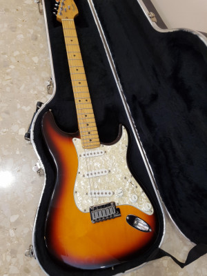 Fender stratocaster standard 1994 40anv.