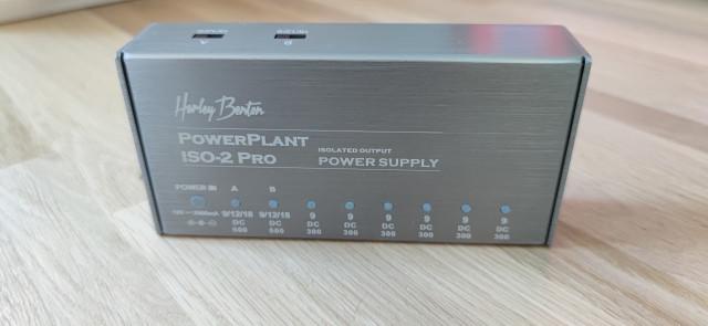Power plant iso-2 Pro
