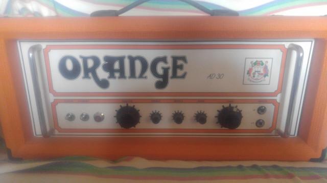 Orange ad30 single channel